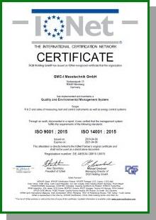 ISO9001-gome